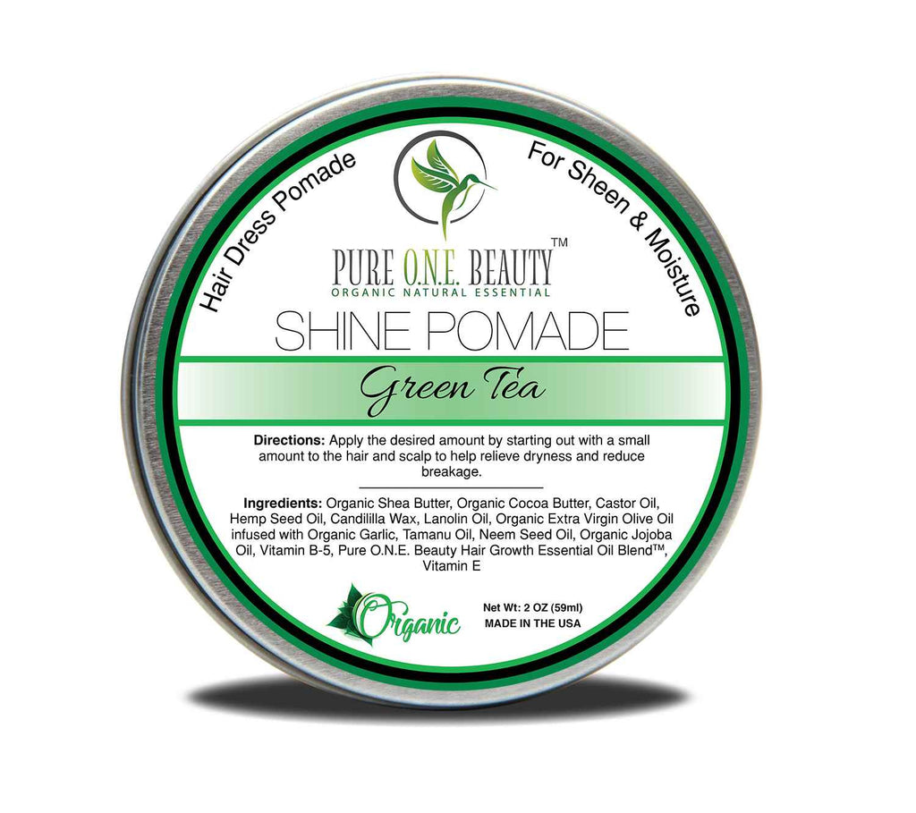 Green Tea<br>Hair Oil Pomade - Pure ONE Beauty