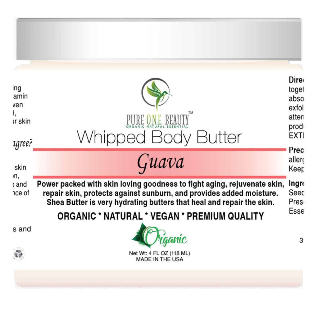 Guava <br> Whipped Body Butter - Pure ONE Beauty