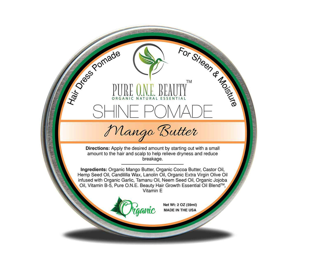 Mango Butter<br>Hair Oil Pomade - Pure ONE Beauty