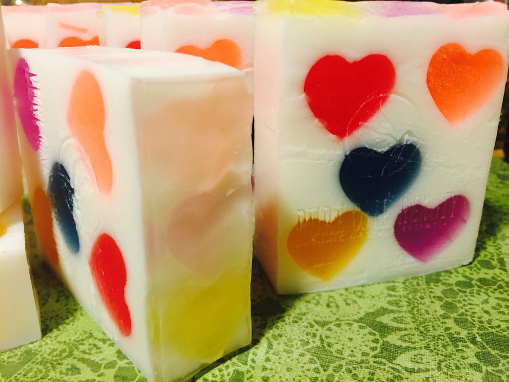 Bluetiful Self Love<br>Soap - Pure ONE Beauty
