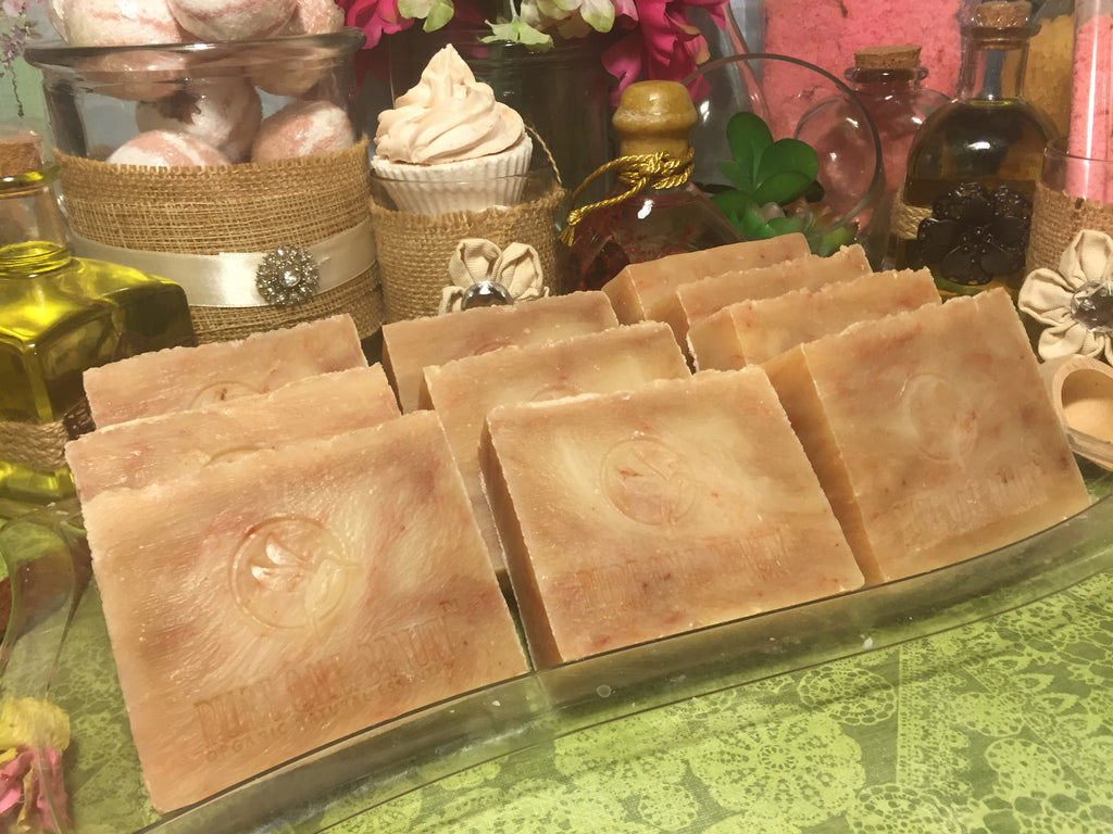 Rose Absolute<br>Organic Soap - Pure ONE Beauty