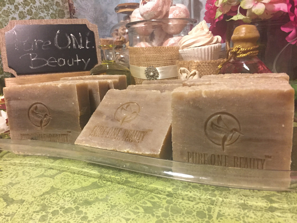 Rosemary Mint<br>Organic Soap - Pure ONE Beauty