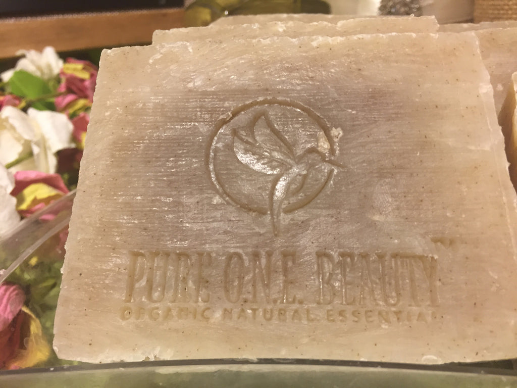 Rosemary Pampered<br>Organic Soap - Pure ONE Beauty