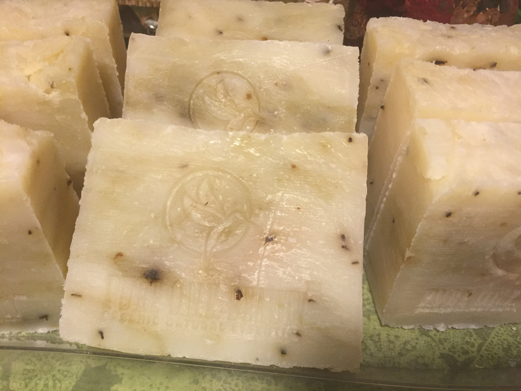 Tea Tree Peppermint<br>Organic Soap