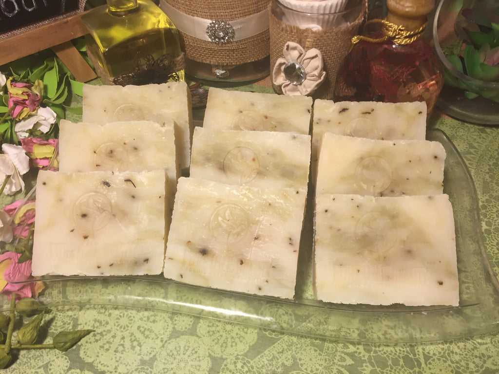 Tea Tree Peppermint Organic Soap - Pure ONE Beauty