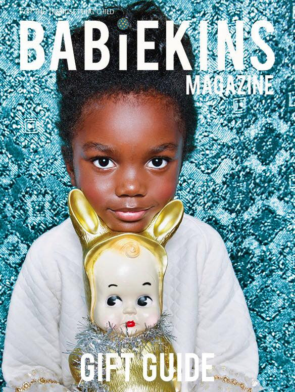 BABIEKINS MAGAZINE HOLIDAY ISSUE