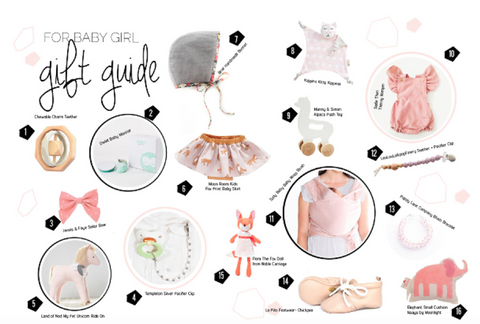 naaya by moonlight - babiekins holiday gift guide - pink elephant