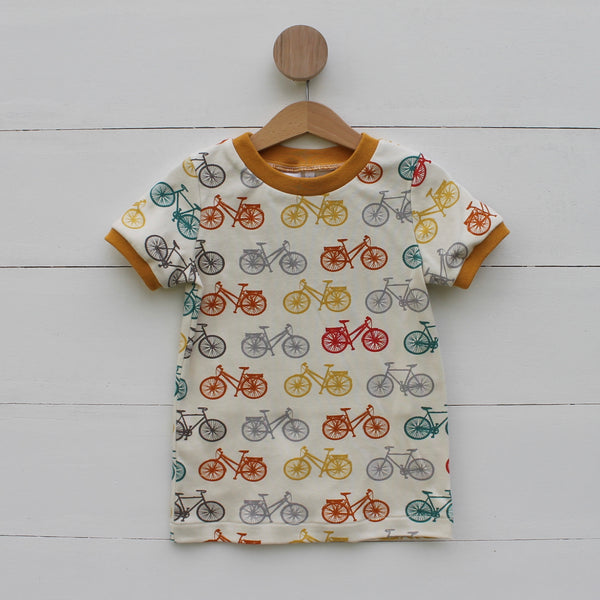 Organic Bicycle Tee