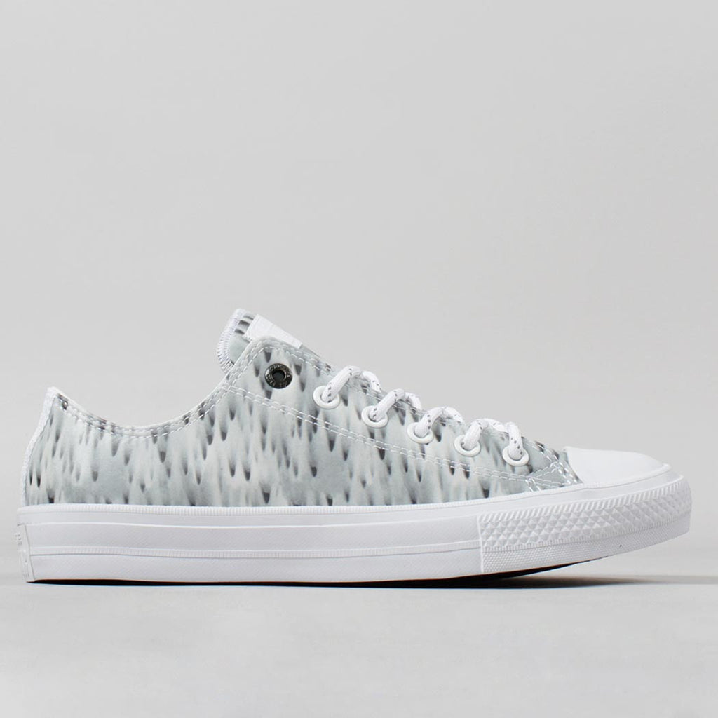 c4c6f1e3ae0f ... Converse X Futura Chuck Taylor All Star II OX Shoes - White Reflective  Skyfall Pack ...