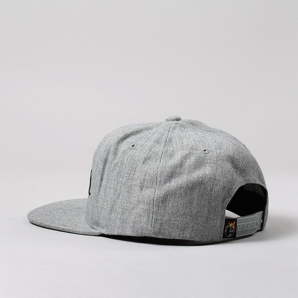 The Hundreds Forever Team Snapback Cap - Grey – uidev 5a503e57dbf8