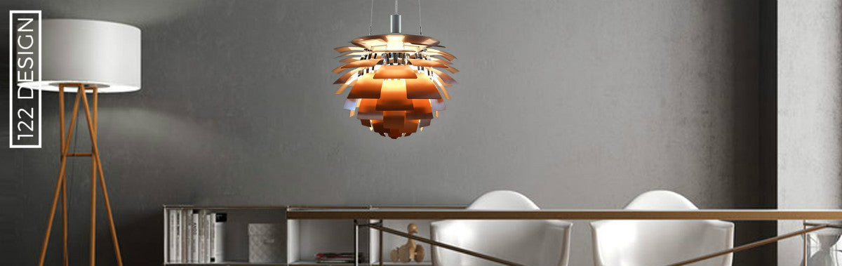 The Artichoke Lamp - An iconic design lamp