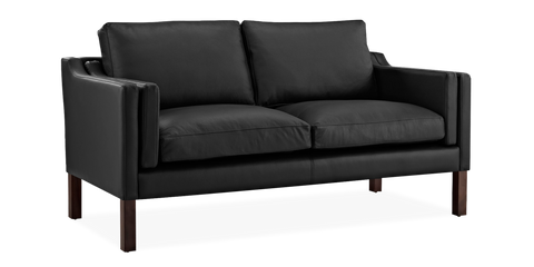 2212 Two-Seater Sofa | Premium Leather