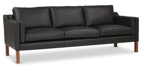 2213 Three-Seater Sofa | Premium Leather