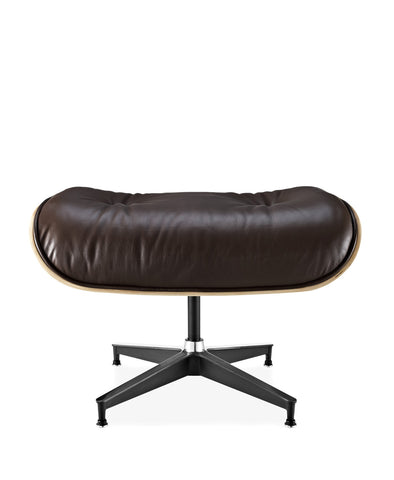 The Lounge Stool - Dark Brown | CLEARANCE