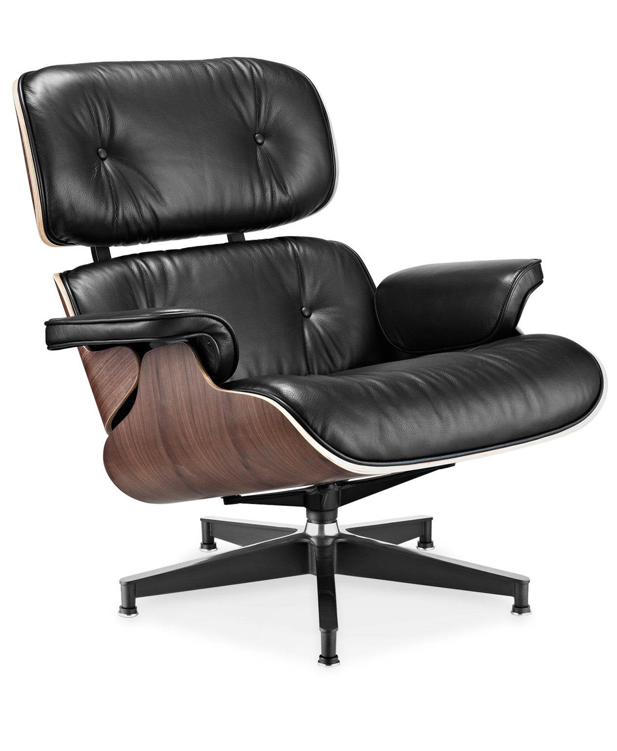 Eames Chair Leather 670 lounge chair | leather