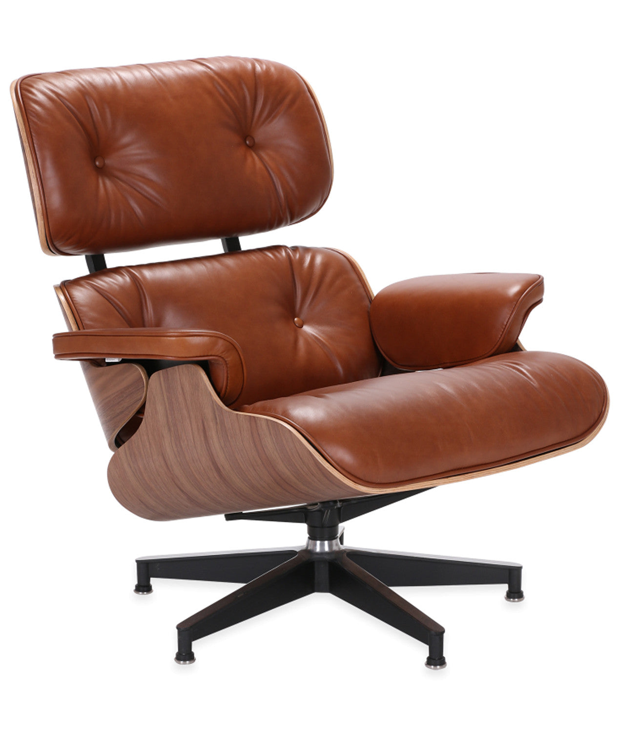 Lounge Chair Leather - Charles eames lounge chair