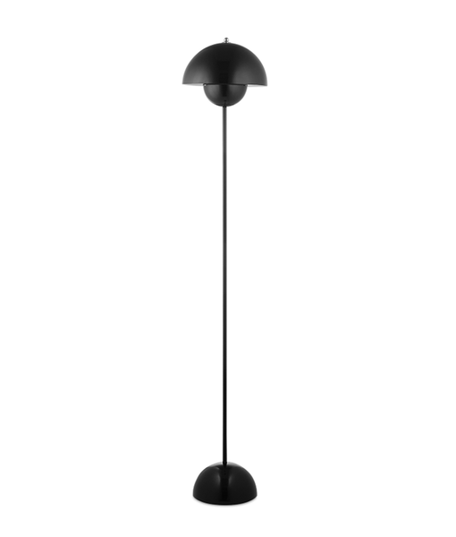 flowerpot gulvlampe. Black Bedroom Furniture Sets. Home Design Ideas