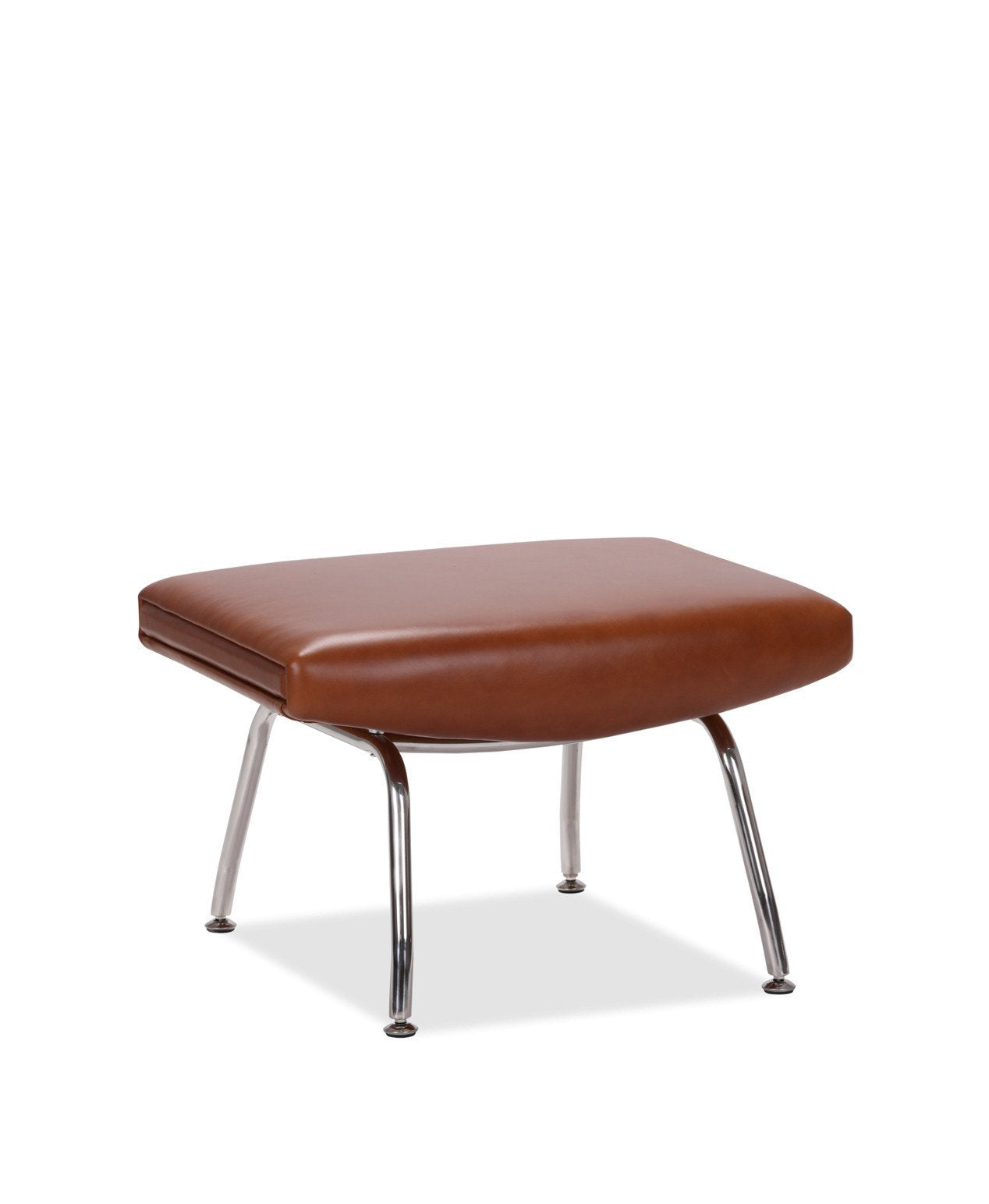 Ox stool classic leather for Eames replica schaukelstuhl
