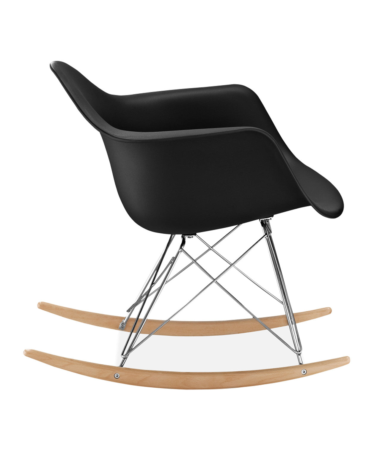 Charles eames rocking chair for Schwan sessel replica