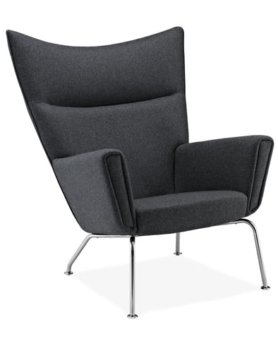 Wing Chair | Cashmere