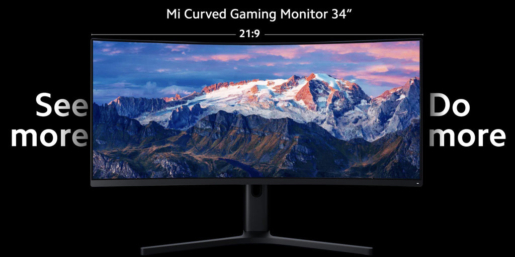 Review of the new gaming sensation Xiaomi Curved Gaming Monitor 34 inch