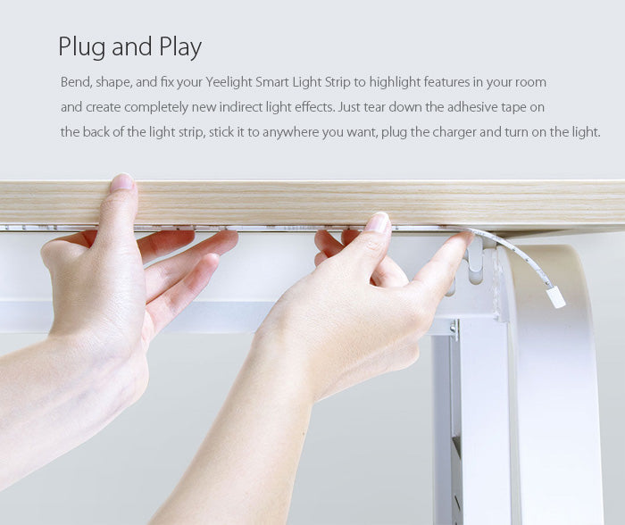 XIAOMI YEELIGHT SMART LIGHT STRIP india