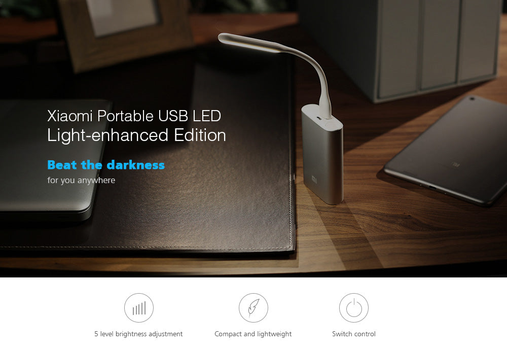 Xiaomi Mi Portable USB LED Light india