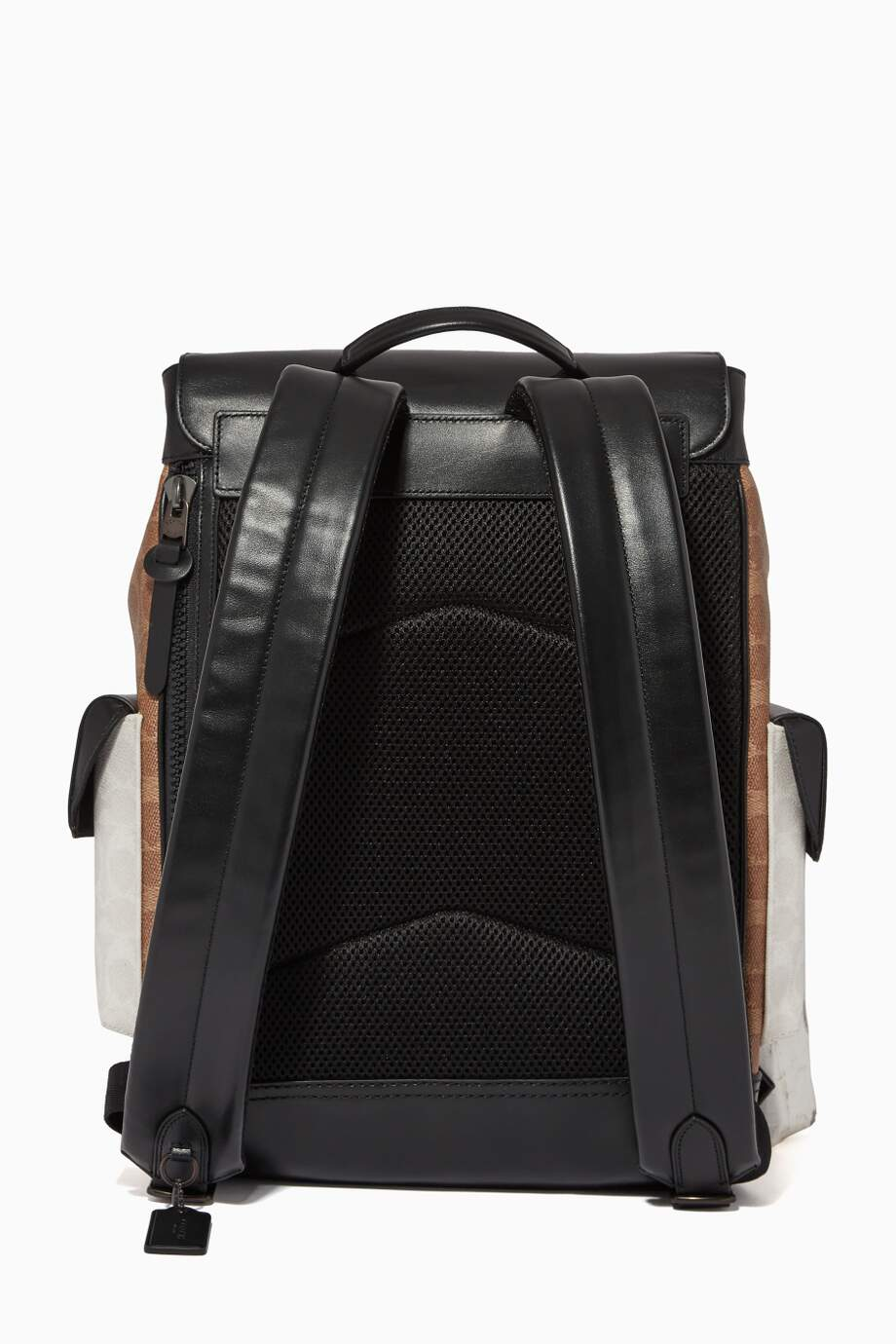 Coach Rivington Backpack in Colourblock Signature Canvas