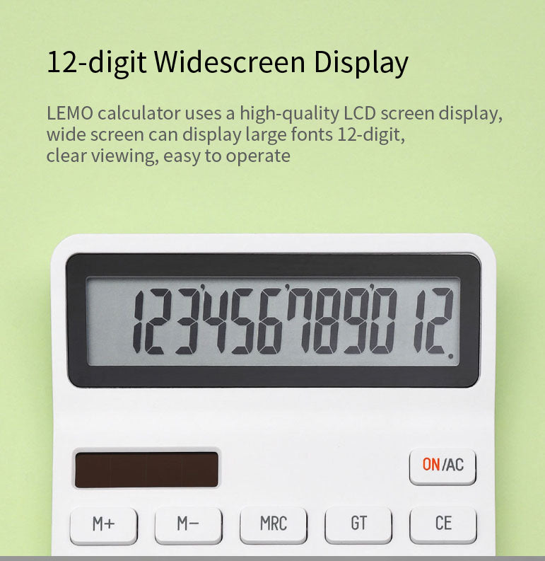 XIAOMI LEMO Desktop Calculator