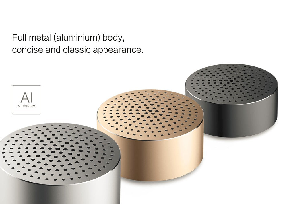 Xiaomi mi mini bluetooth speaker in india