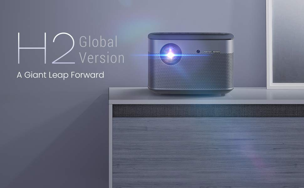 XGIMI H2 GLOBAL VERSION 1080P FULL HD DLP PROJECTOR