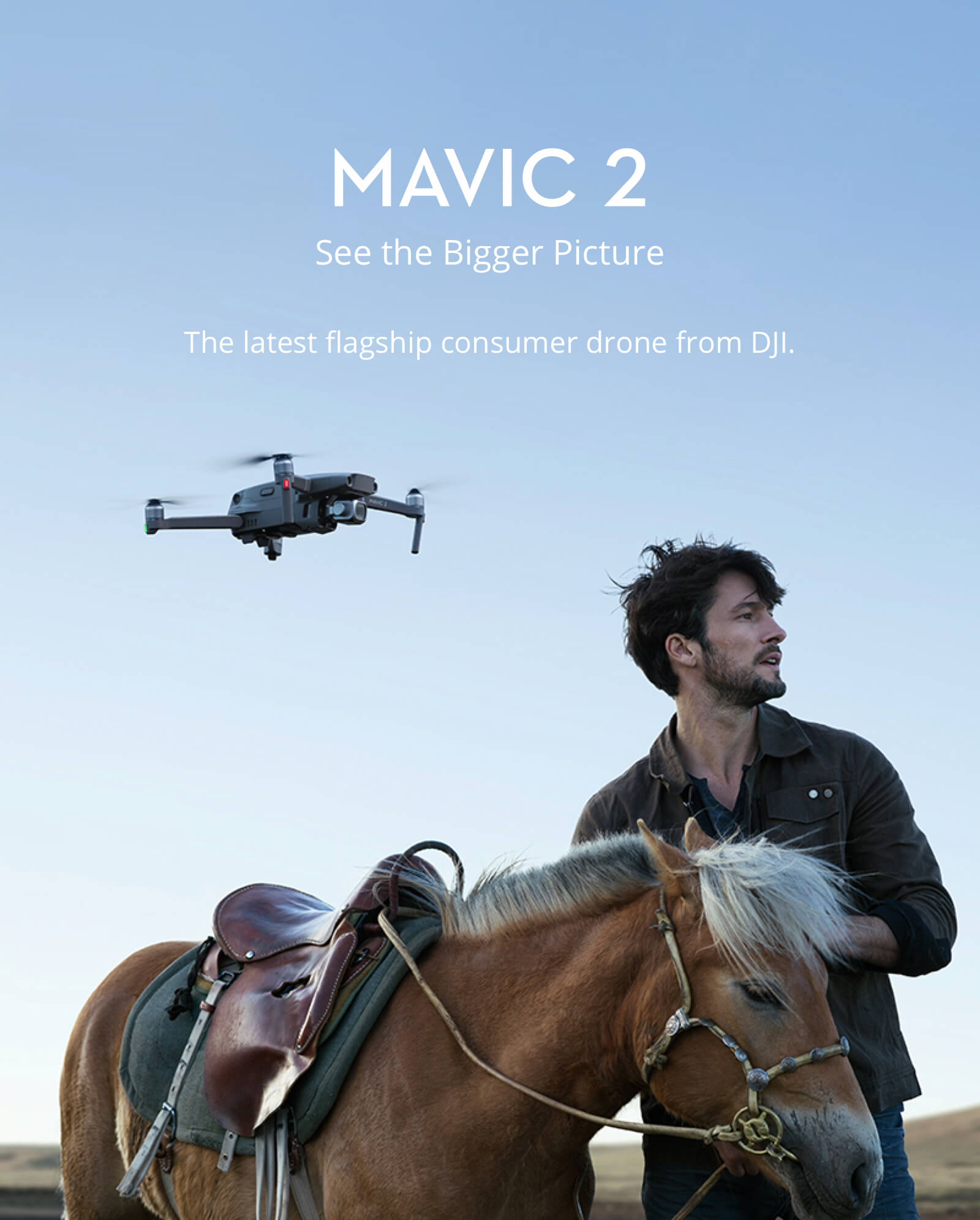 DJI MAVIC 2 ZOOM DRONE QUADCOPTER WITH FLY MORE KIT COMBO