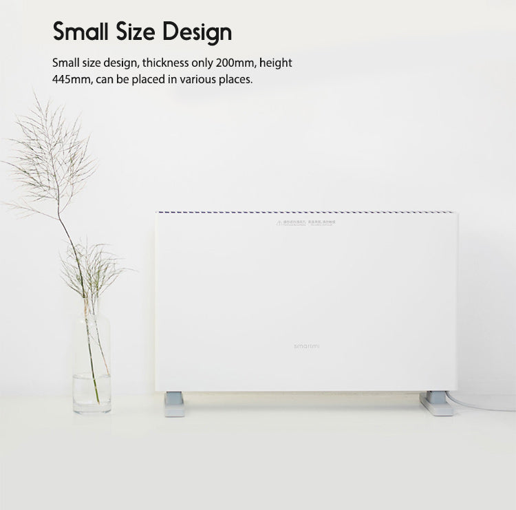 xiaomi electric heater radiator india