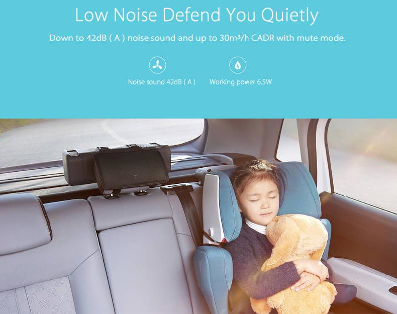 Original Xiaomi MiJia Car Air Purifier india