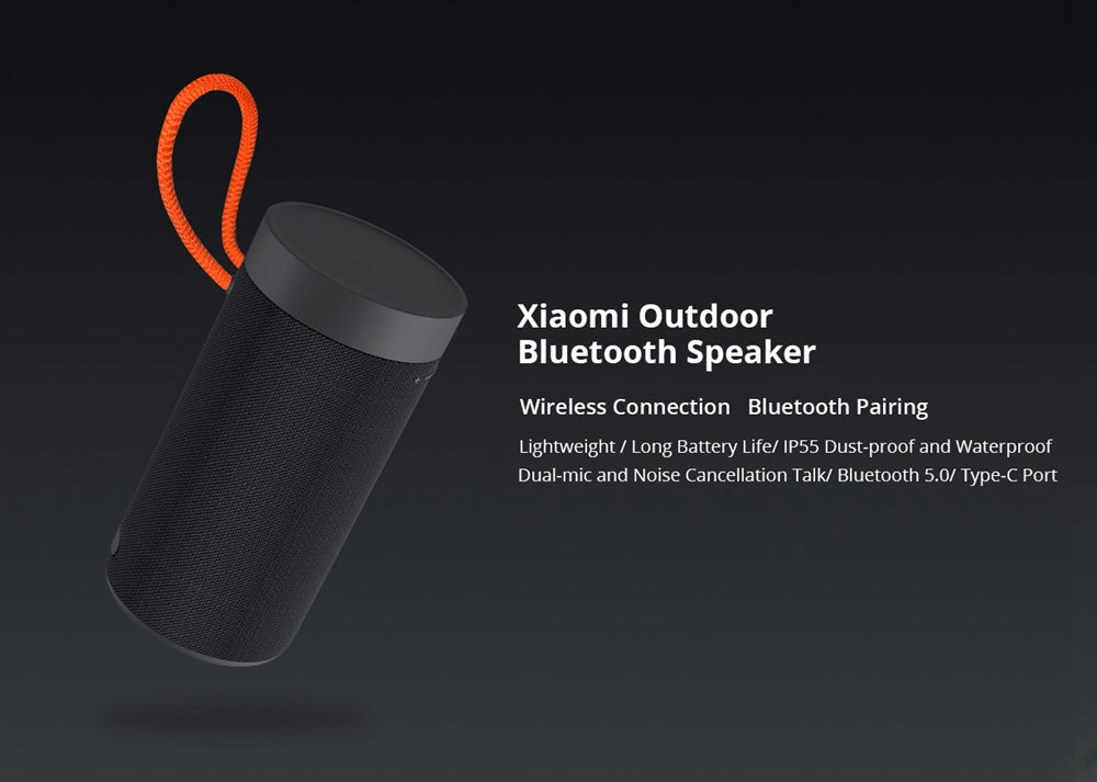 Xiaomi outdoor bluetooth wireless speaker in furper india