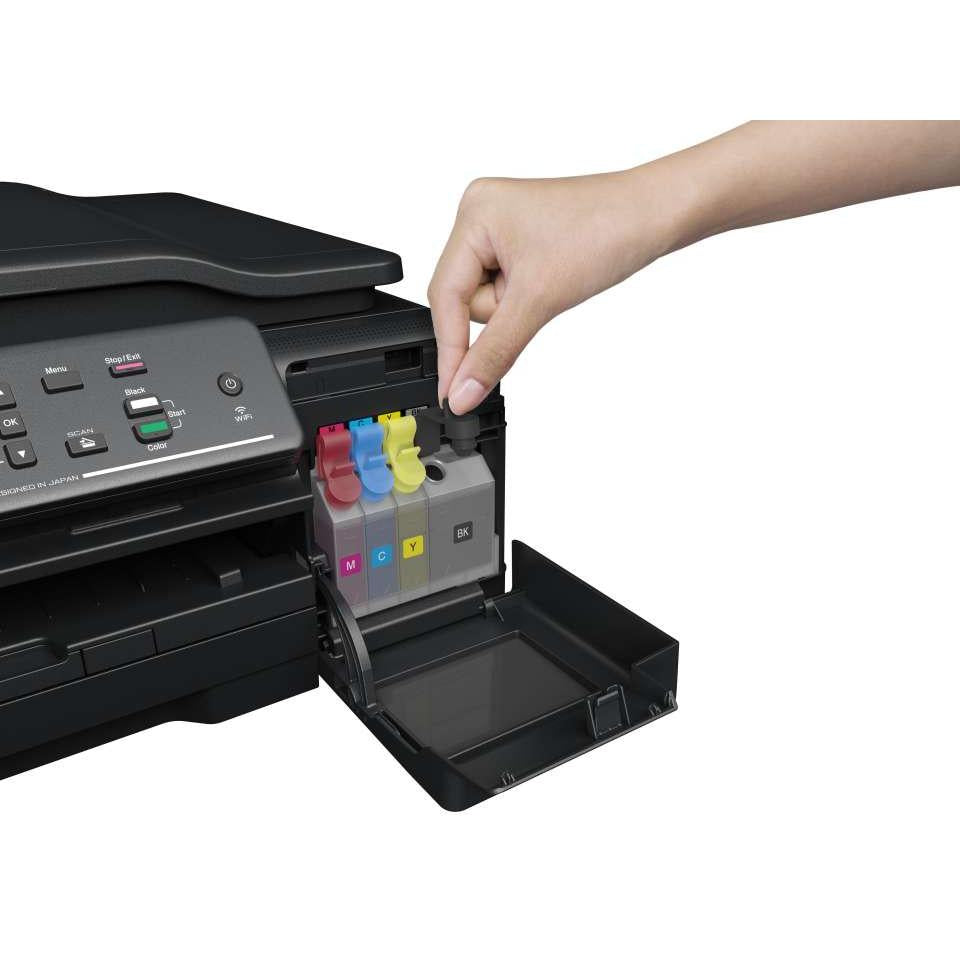 Brother DCP-T700W Color Ink Tank Wi-fi Multifunction Printer