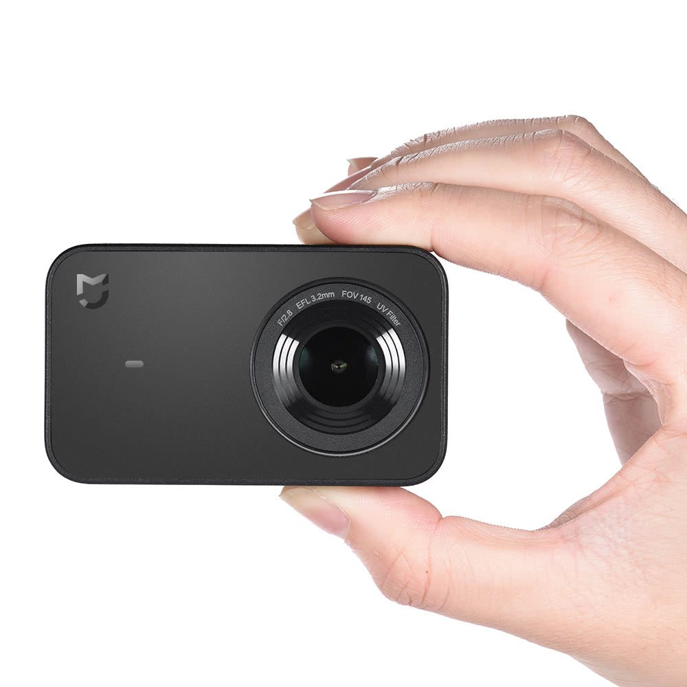 mijia action camera by xiaomi