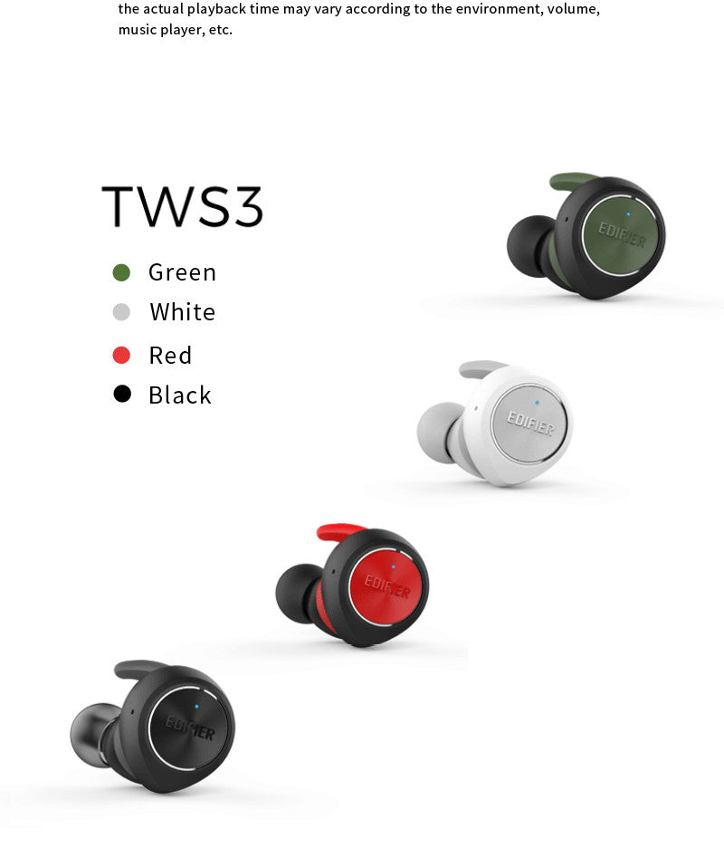 Edified TWS3 India headphones