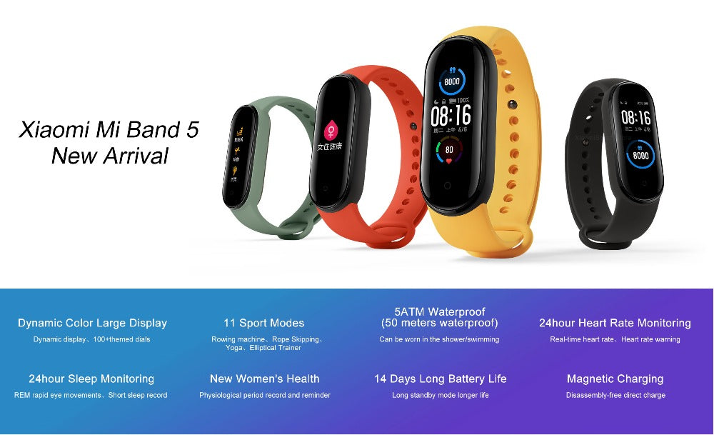 mi band 5 furper store buy online in india