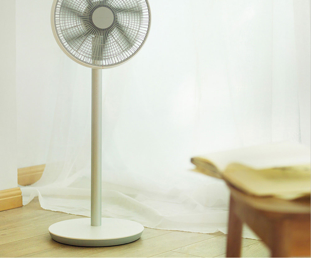 xiaomi mi portable standing fan 2s in india