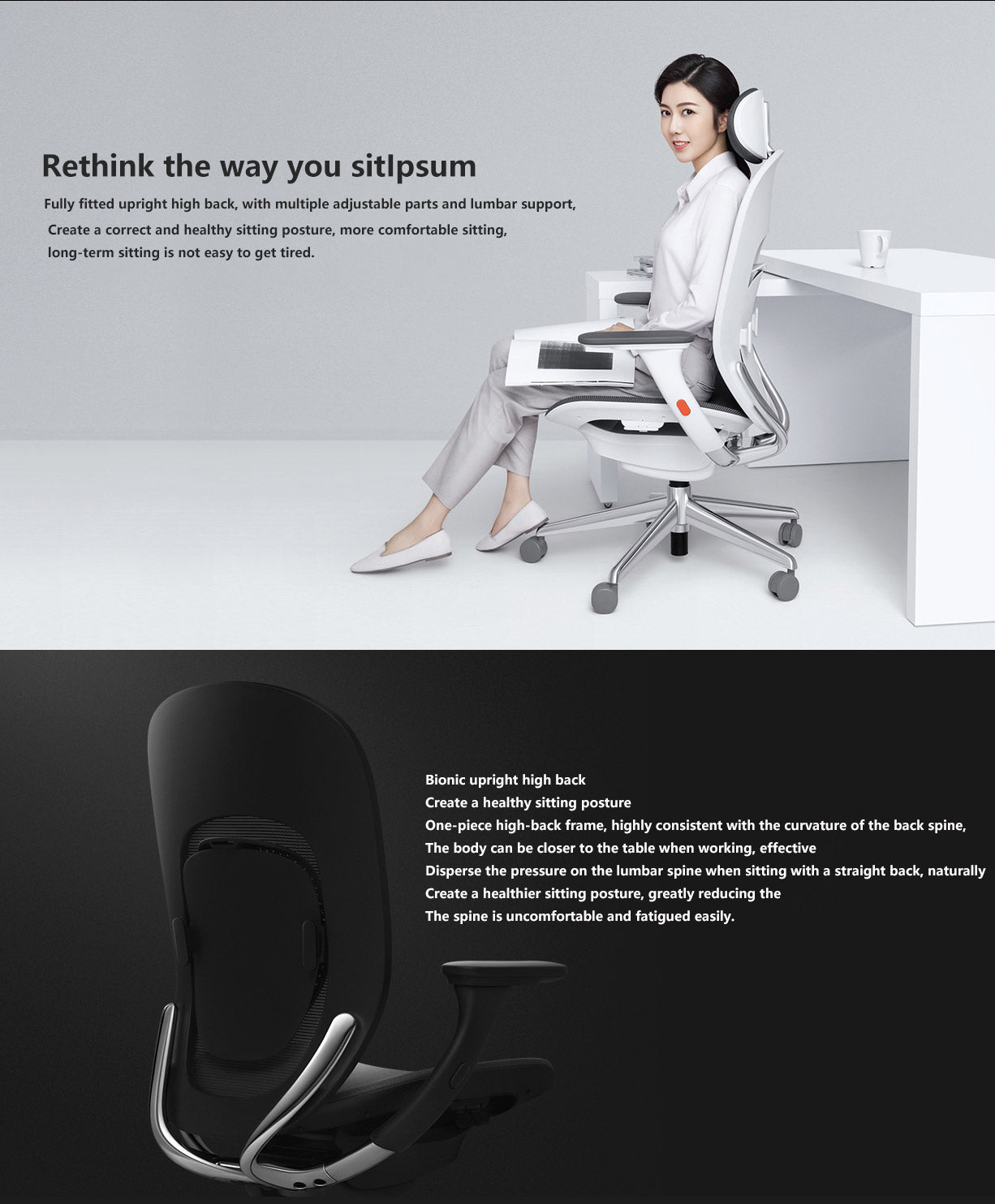 Xiaomi Global YM Office gaming chair features in india