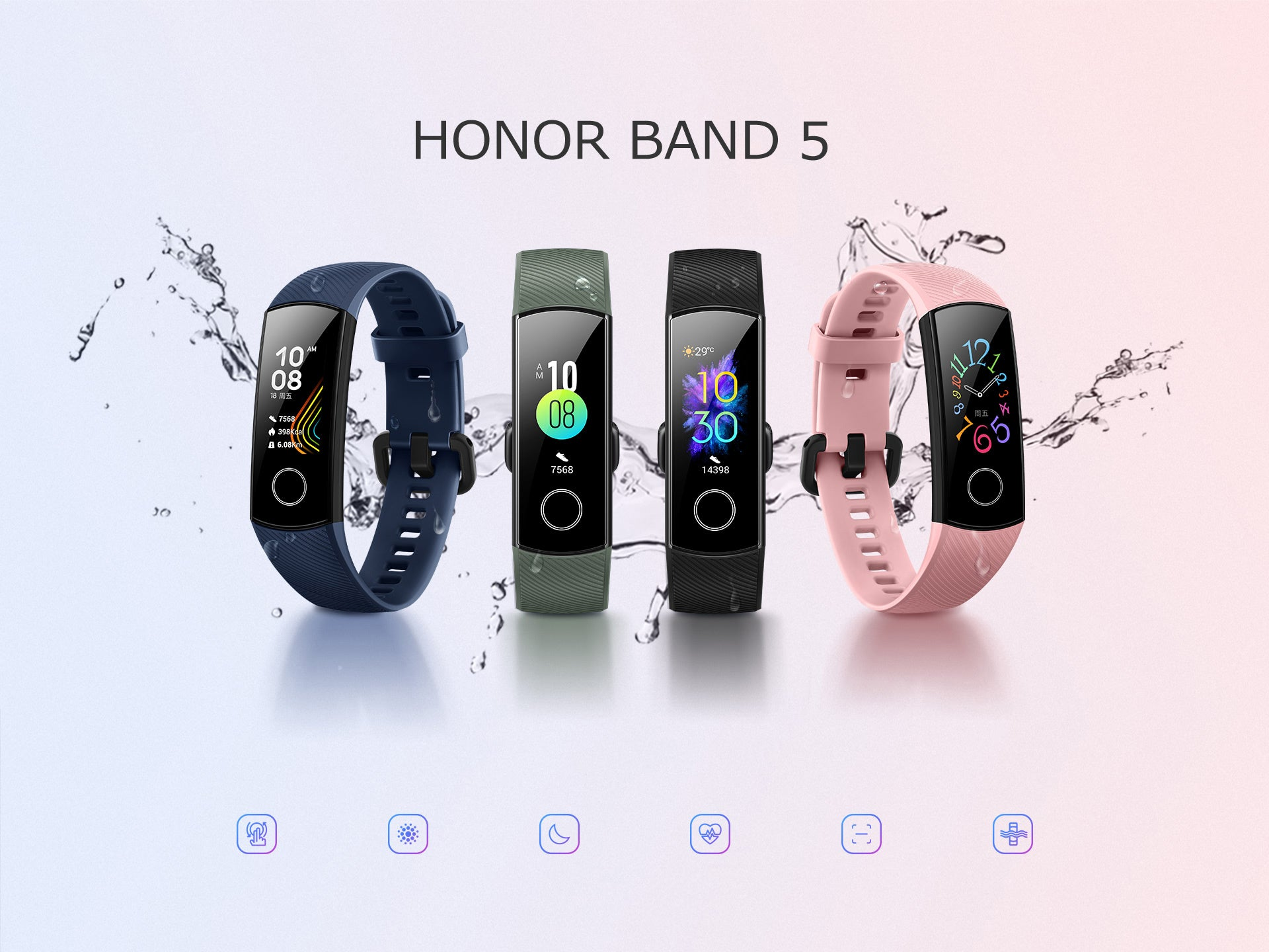 HONOR BAND 5 PRICE IN INDIA ONLINE