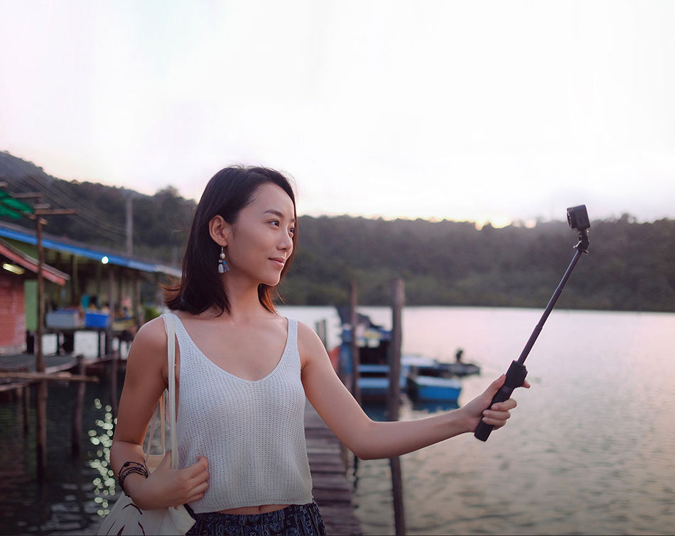 Xiaomi Mijia Action Camera Bluetooth Selfie Stick Tripod