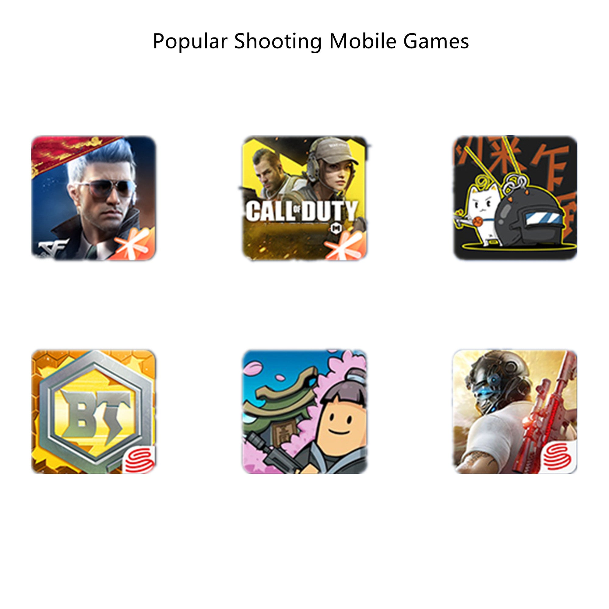Handjoy m03 gaming trigger for pubg in india apps games