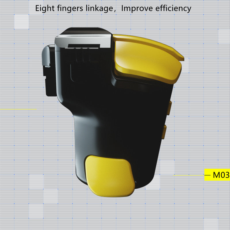 Handjoy m03 gaming trigger for pubg in india