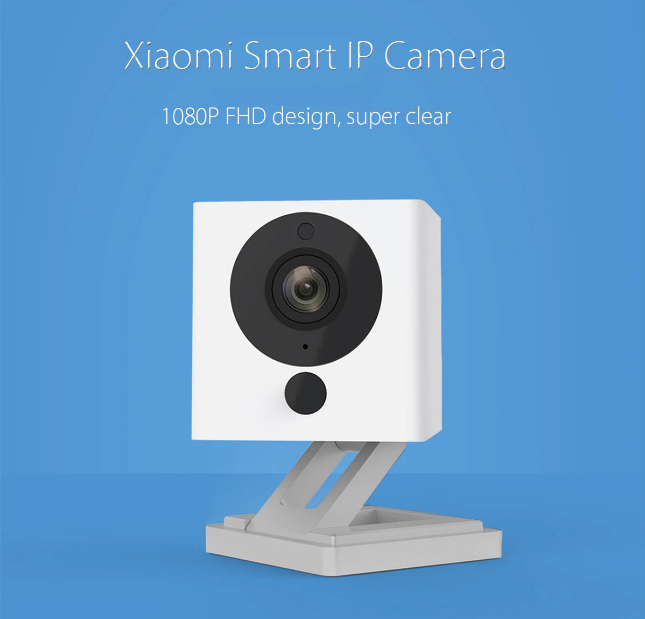xiaomi xiaofang ip camera 1080p in india
