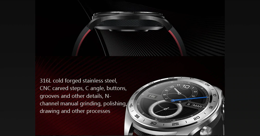 honor magic watch in india