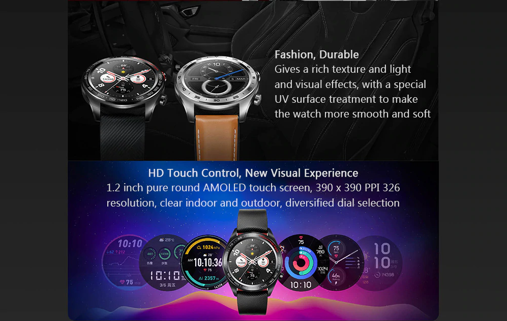honor magic smartwatch in india