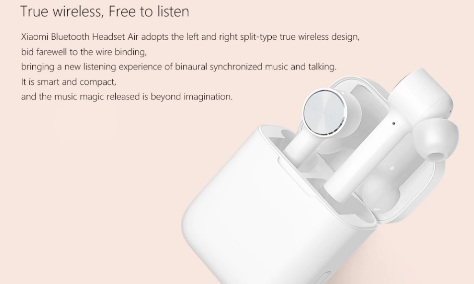 xiaomi airdots pro in india