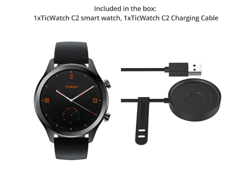 Ticwatch C2 In India Price